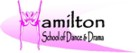 Hamilton School of Dance and Drama Logo